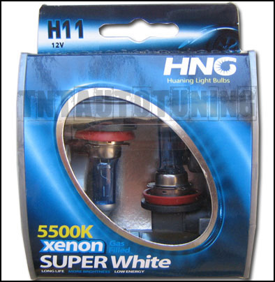 h11 fog light bulbs to match 5000k 6000k xenon hid headlights 5500k 12v 100w ebay. Black Bedroom Furniture Sets. Home Design Ideas